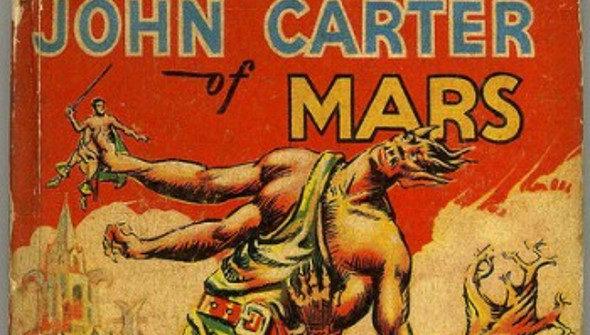 Джон-Картъровият Марс на Едгар Райс Бъроуз (колонката на Ана Хелс)