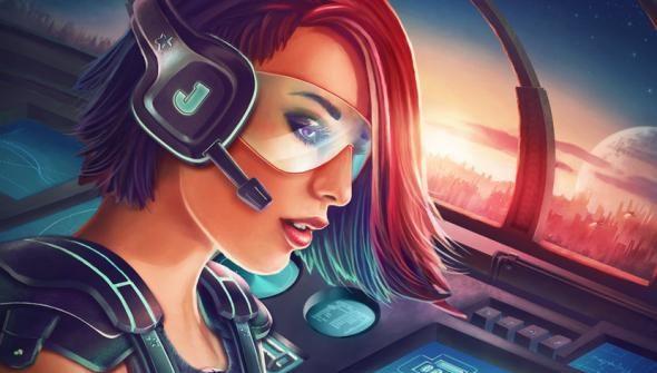 Sci-Fi Art #1 (Михаил Абаджиев)