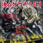 Iron Maiden the number of the beast числото на звяра