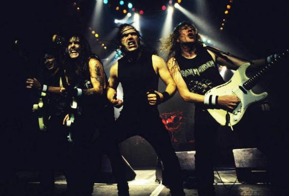 Фантастиката в Метъла, част 2: Iron Maiden (Коста Сивов)