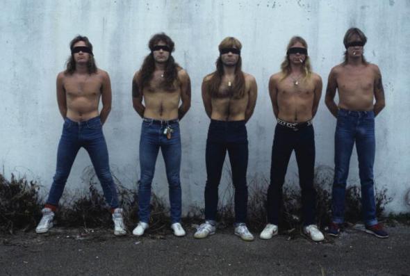 айрън мейдън или научната фантастика в хеви метал стила