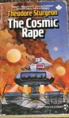 Илюстрация към Теодор Стърджън – The Cosmic Rape