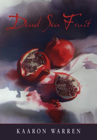 Корица на Мъртъв плод от морето, от Каарон Уорън