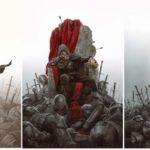 Принцът на тръните - Марк Лорънс