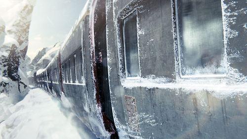 Илюстрация към Snowpiеrcer е холивудски блокбъстър за апокалипсиса, който се разпада с триста километра в час
