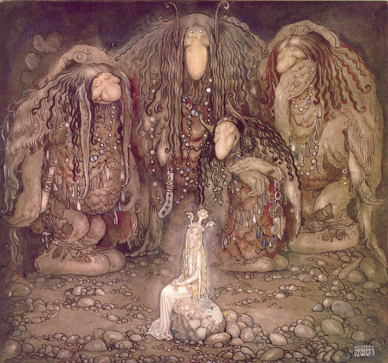 Илюстрация към Щастлив край, от Владимир Кабрански, разказ