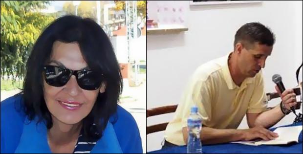 Лидия Стефановска и Зоран Якимоски – стихове