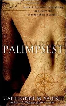 Корица на Palimpsest