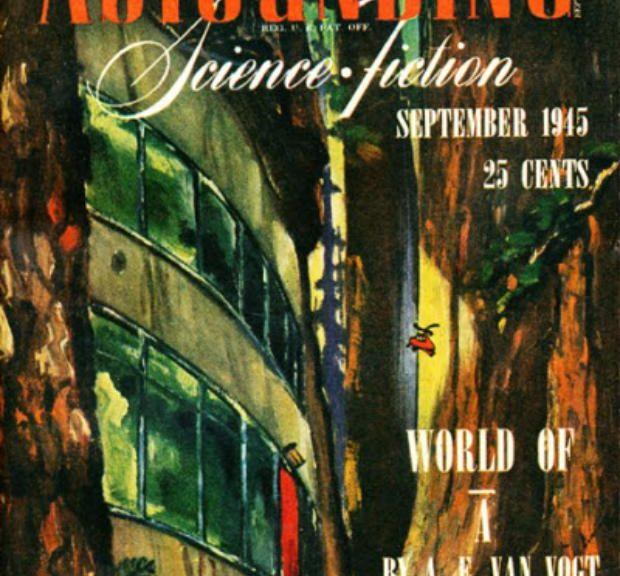 """Награди """"Хюго"""" за най-добър фантастичен разказ: 1946 г."""