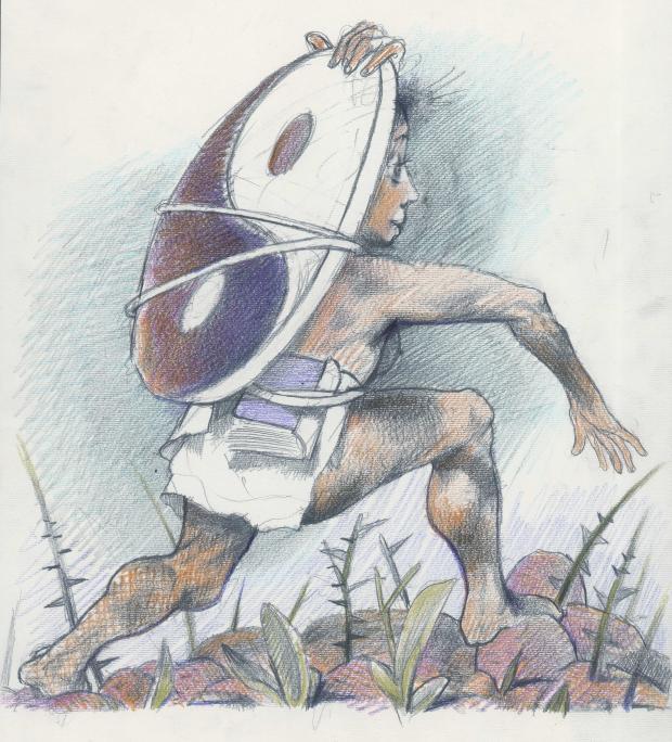 Илюстрация: Път, от Калин Николов