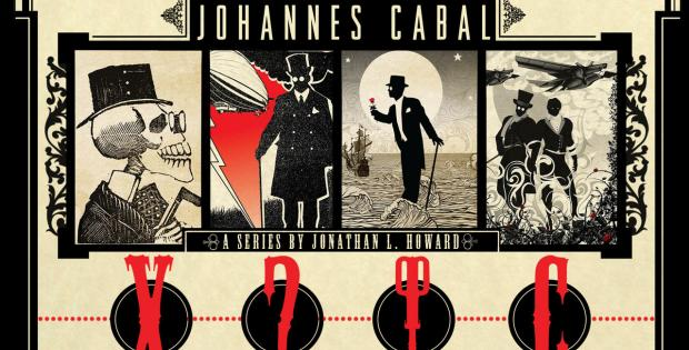 Йоханес Кабал: некромантика по лъвкрафтиански