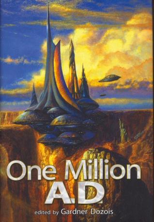 Корица на One Million A.D.