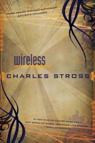 Корица на Wireless, от Charles Stross