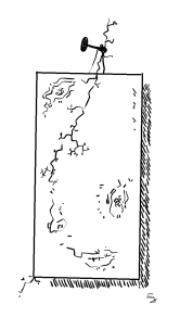 Илюстрация: Микро разказ Недоволните огледала, от Мартин Колев