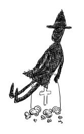 Илюстрация: Микро разказ Черно, бяло, от Мартин Колев