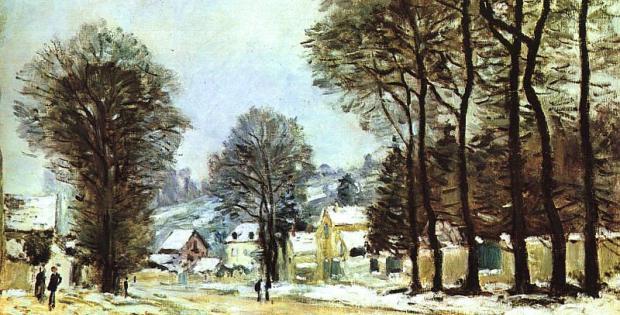 Сняг и море, от Александър Карапанчев (разказ)