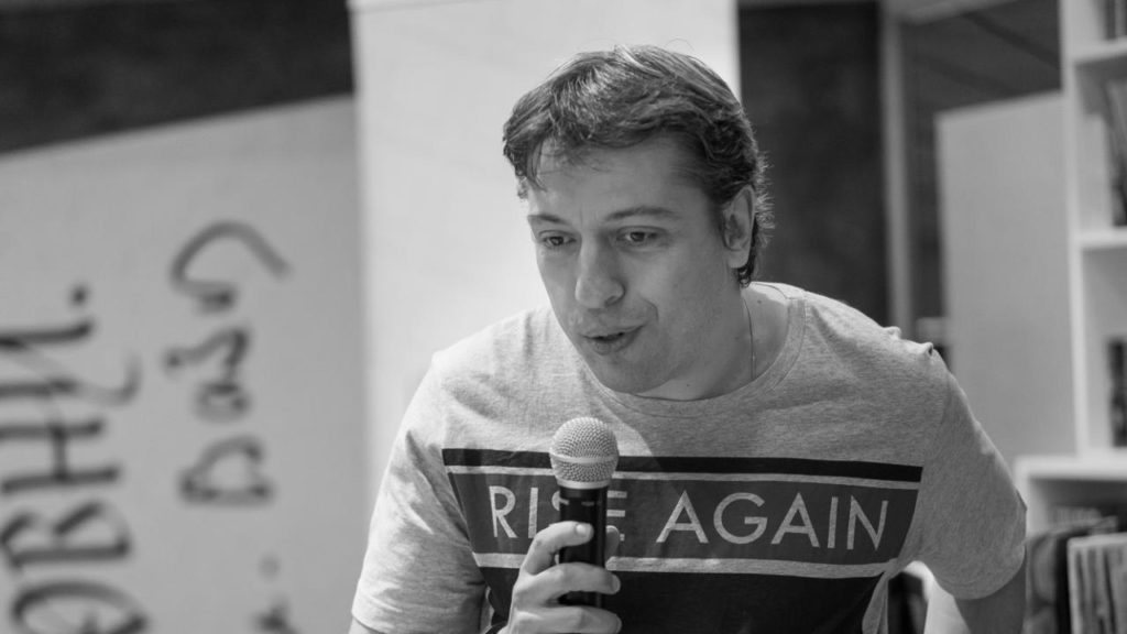 Интервю с Мартин Петков (Библиотека Хипертекст)