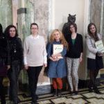 Моменти от награждаването на отличените от Конкурса Агоп Мелконян 2017